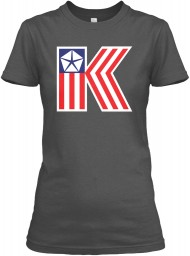 American Chrysler K-Car  Gildan Women's Relaxed Tee