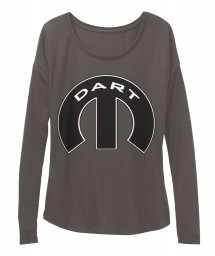 Dart Mopar M BELLA+CANVAS Women's  Flowy Long Sleeve Tee